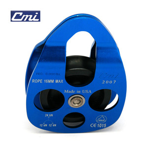 "CMI RC103 UIAA 케이블 에이블 풀리 / CMI RC103 UIAA ""Cable Able"" Pulley"