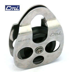 CMI RP 104 UIAA  풀리/ CMI RC104 UIAA  Cable Able Pulley